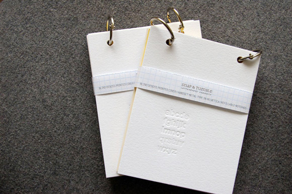 snap-and-tumble-letterpress-notebooks