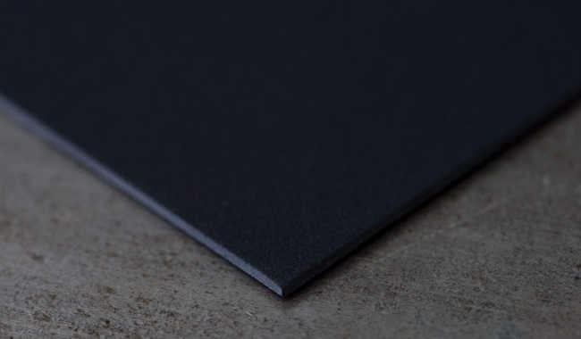 Rising Museum Board 4ply - Black