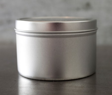 Letterpress Ink: 1 lb lidded metal ink can