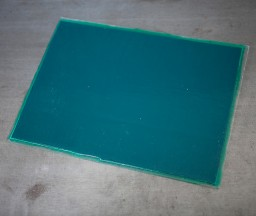 Letterpress Platemaking supplies: Rigid Mounting Rubber