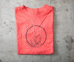 photo of Letterpress T Shirt: Chandler & Price