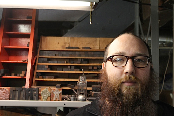 Boxcar Press spoke with a group of inspiring printers to find out how they made the transition from hobby to career when it comes to letterpress printing