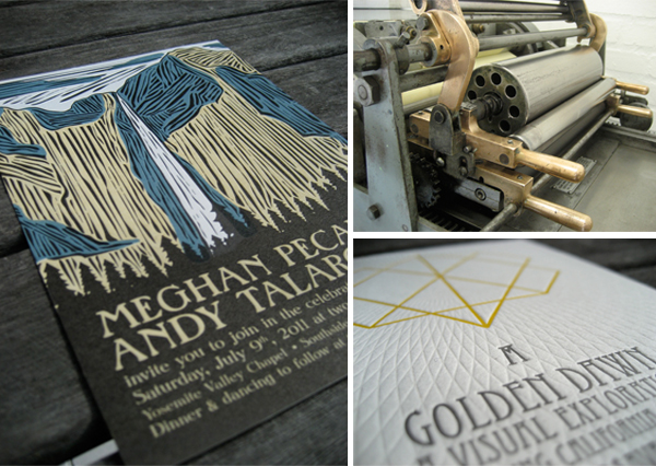 Boxcar Press sat down with Volta Press - a letterpress print shop in Oakland California - to learn more about their space and their story