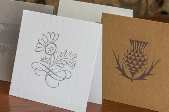 New Strathmore Pure Cotton Letterpress paper & envelopes